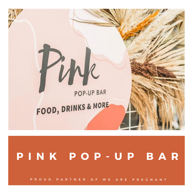 Pink Pop-up Bar