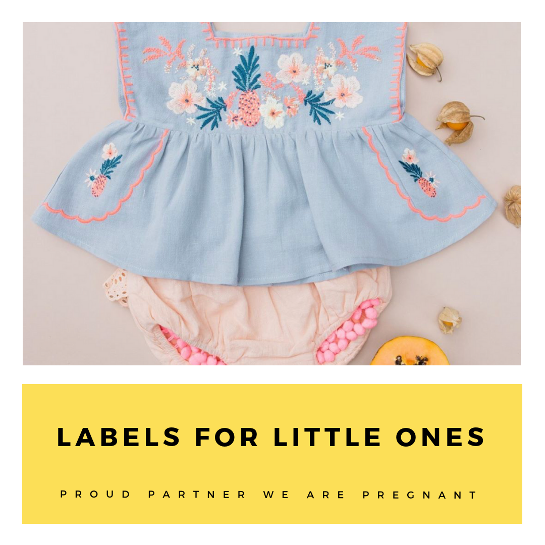 Label for Little Ones